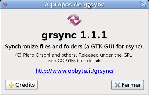 Grsync