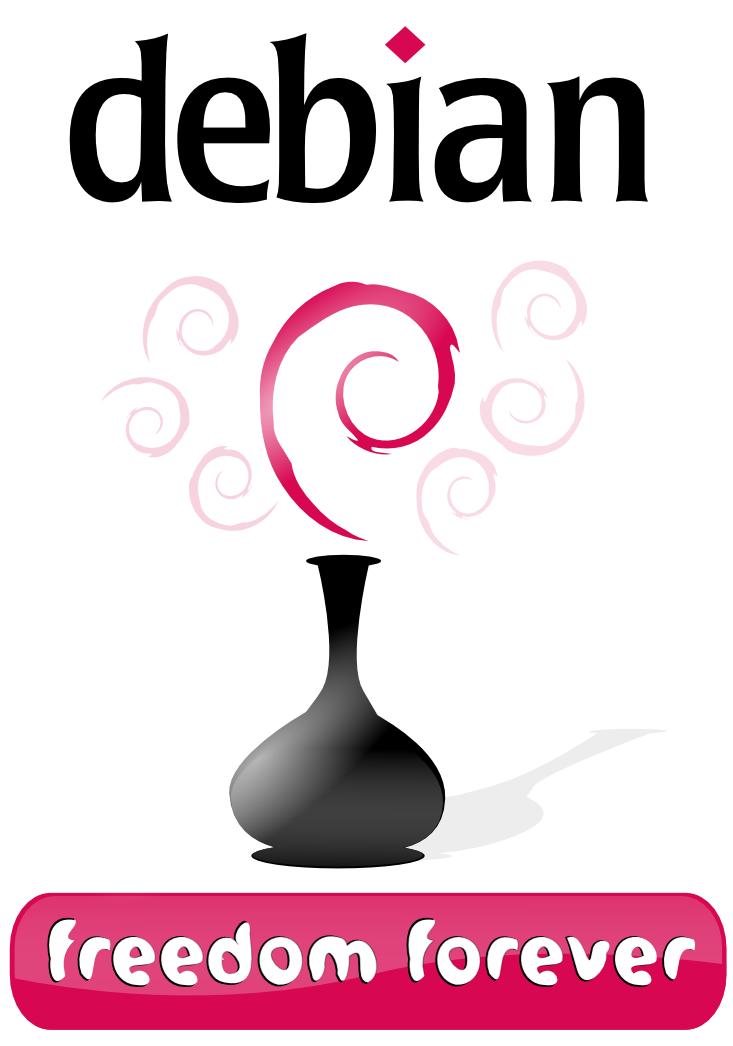 Debian se bat pour le libre