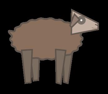 brebis-brown-big-logo