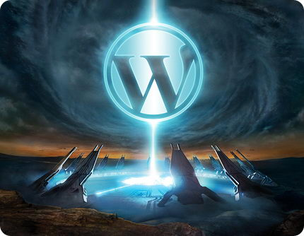 wordpress-evil