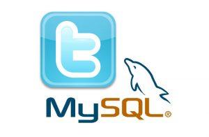 db2twitter gère MySQL, mais aussi PostgreSQL, SQLite et plusieurs bases propriétaires