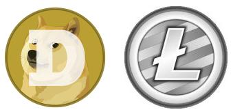 Dogecoin et Litecoin, des clones techniques très proches de bitcoin
