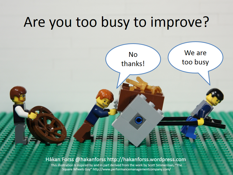 Are you too busy to improve2