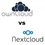 NextCloud, bifurcation de OwnCloud, ayant entraînée la fermeture de OwnCloud Inc.